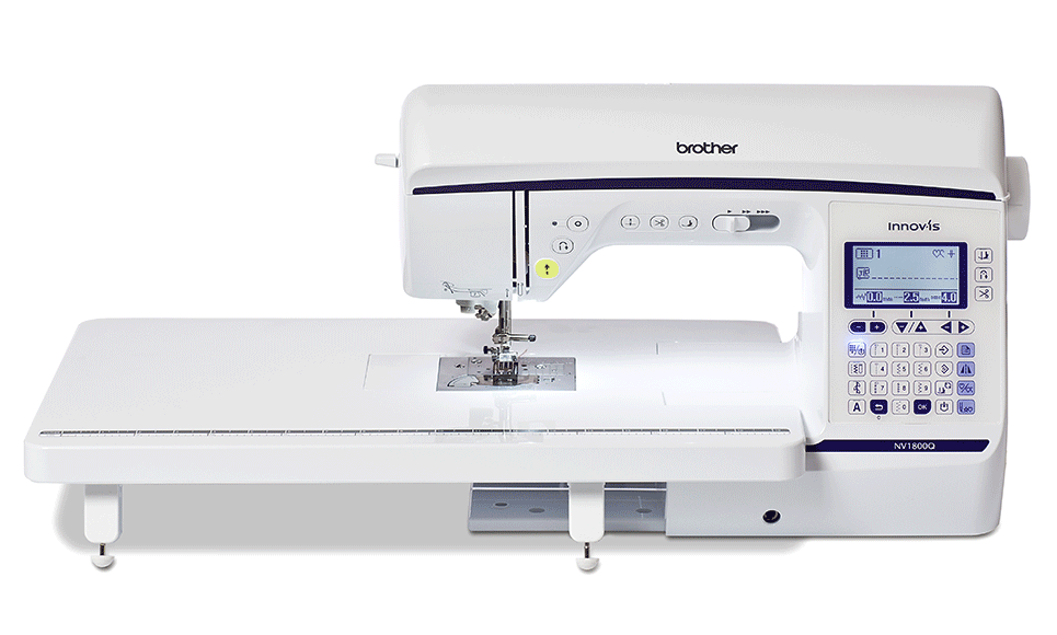 Innov-is NV1800Q computerized sewing machine for quilters
