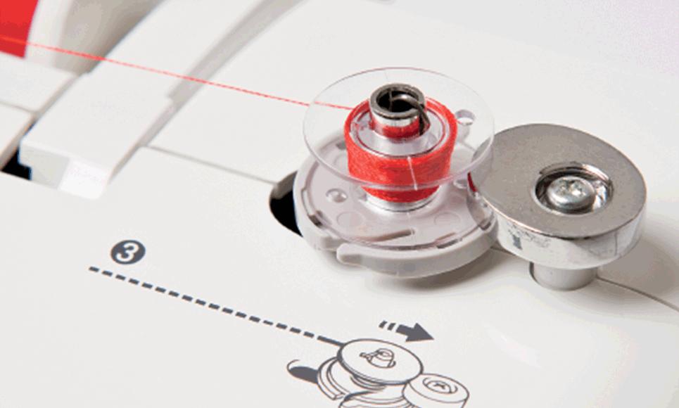 Innov-is 20 LE  компьютеризованная швейная машина  6