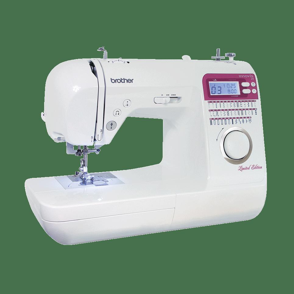 Innov-is 20 LE  компьютеризованная швейная машина  8