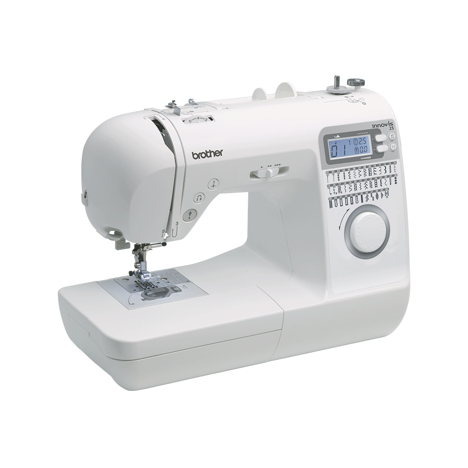 Innov-is 25 компьютеризованная швейная машина  8