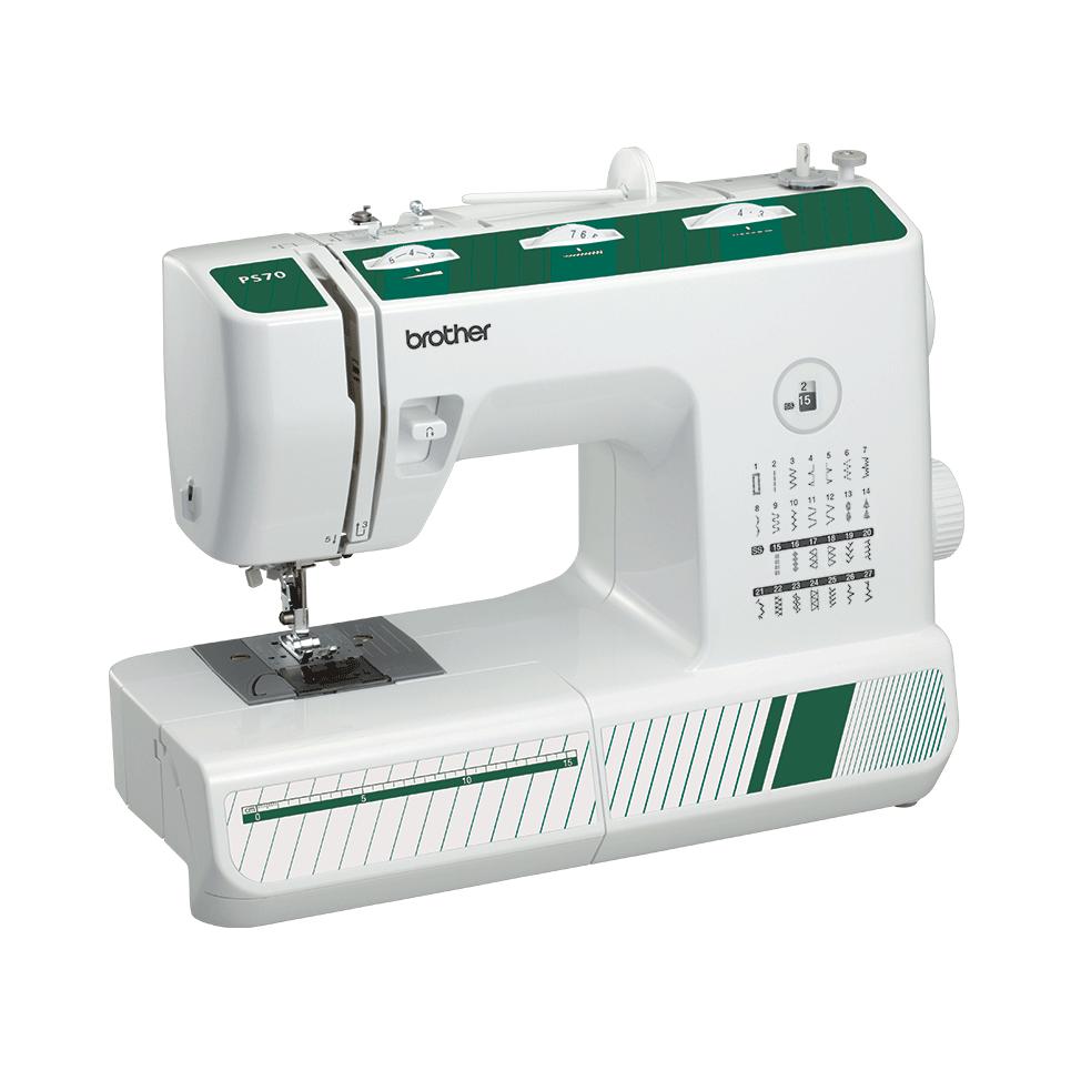 PS 70 электромеханическая швейная машина  6