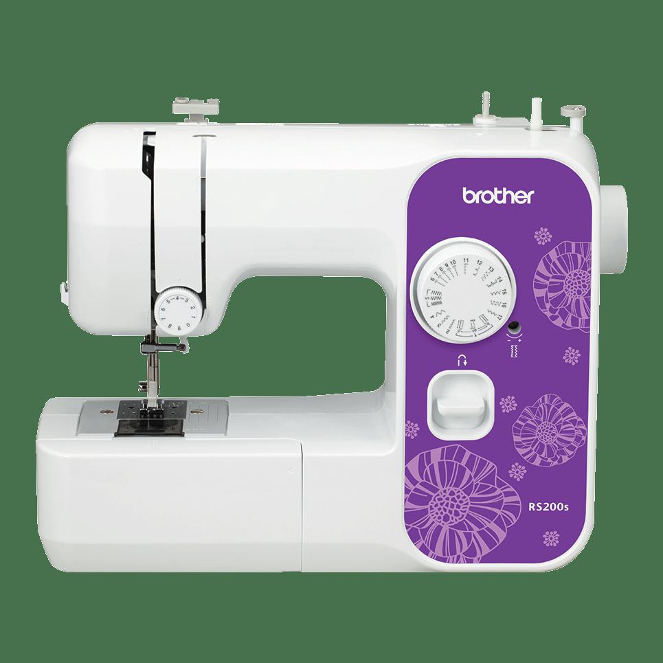 RS200S электромеханическая швейная машина