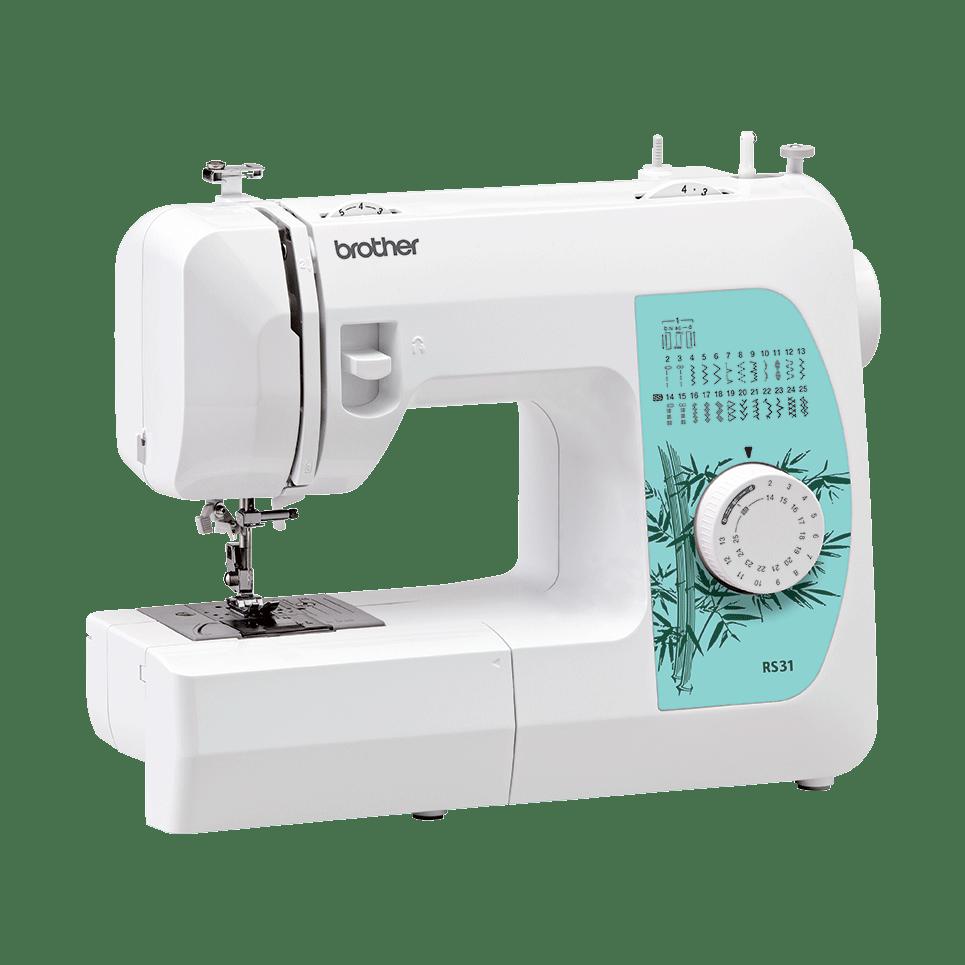 RS31 электромеханическая швейная машина  5