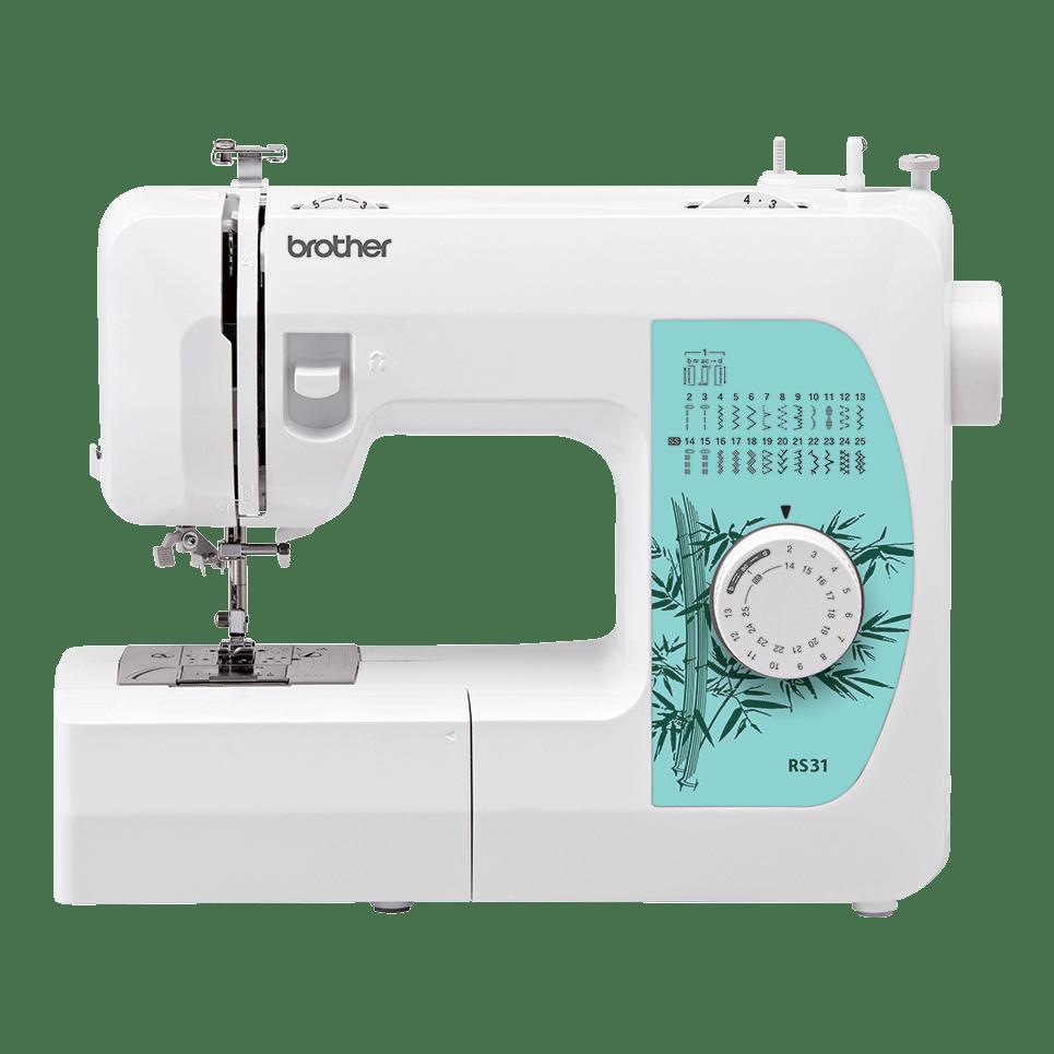 RS31 электромеханическая швейная машина