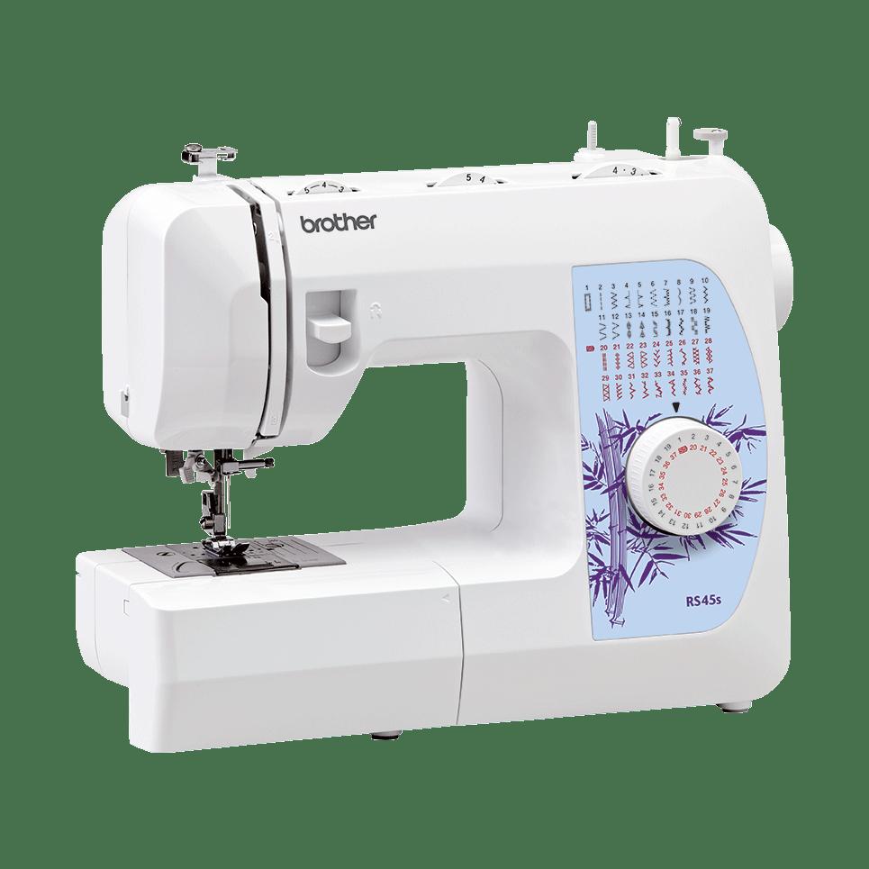 RS45s электромеханическая швейная машина  6