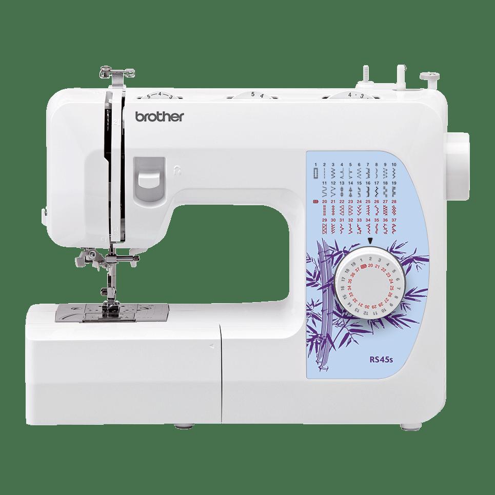 RS45s электромеханическая швейная машина