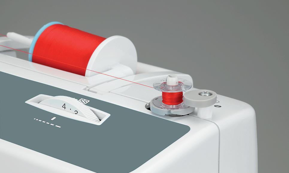 STAR 55X электромеханическая швейная машина  5