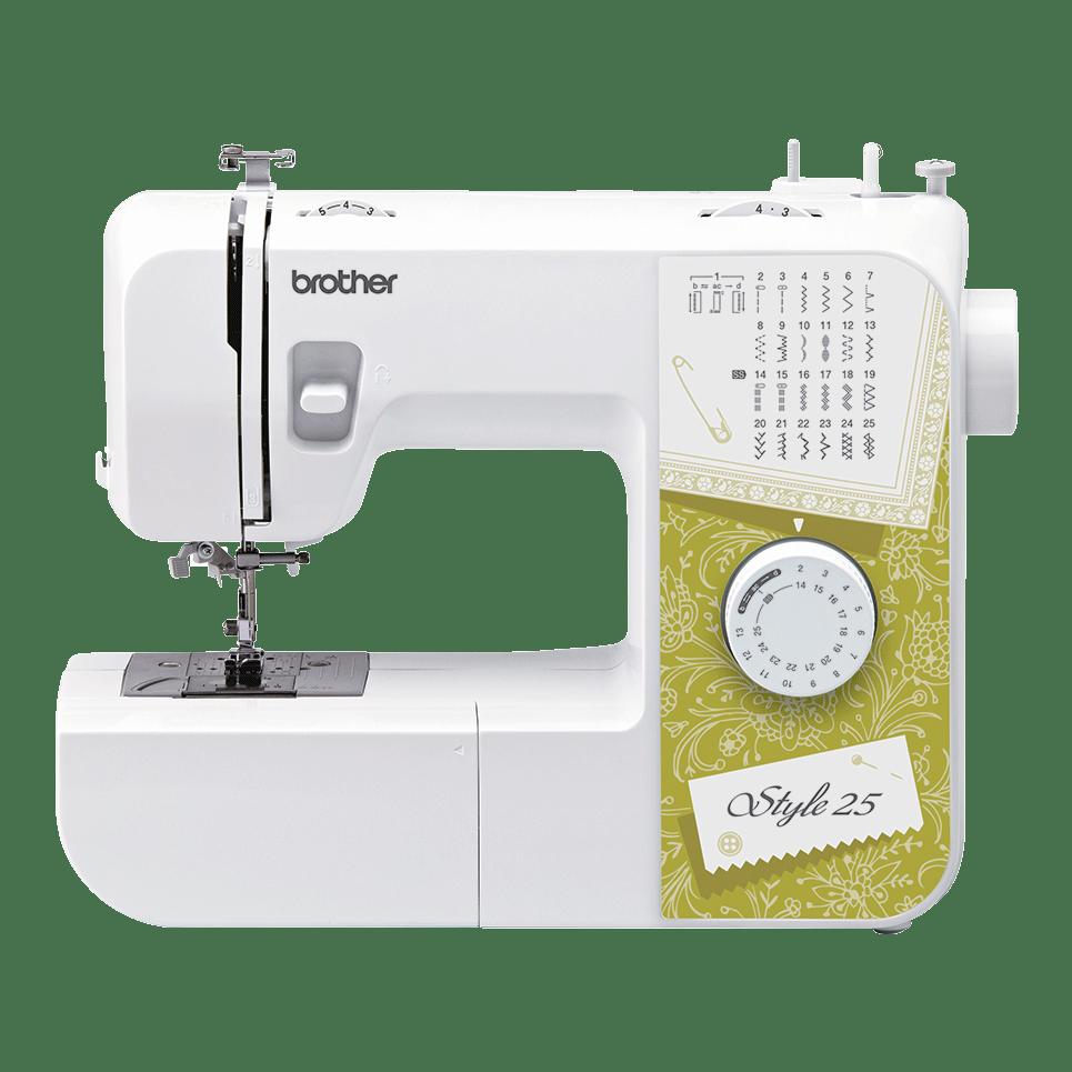 Style 25 электромеханическая швейная машина