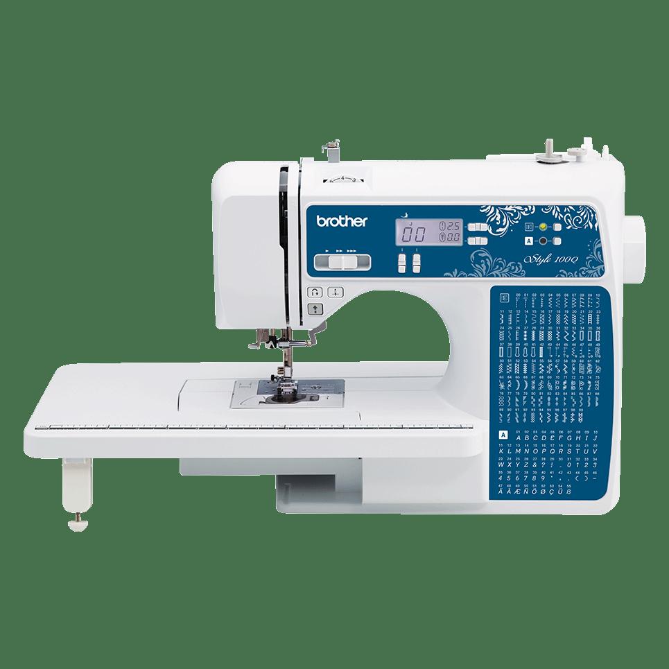 Style 100Q компьютеризованная швейная машина