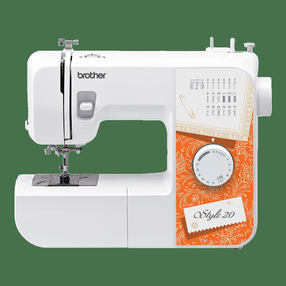 Style 20 электромеханическая швейная машина