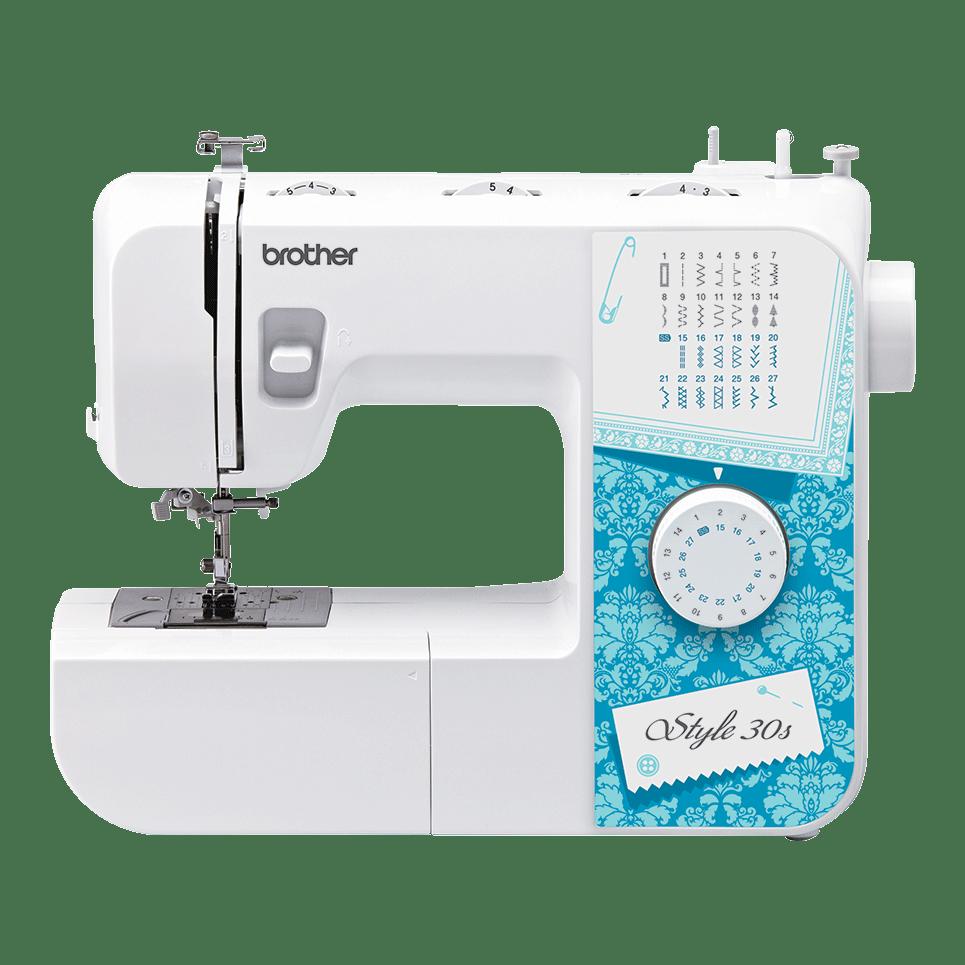 Электромеханическая швейная машина Style 30s вид спереди
