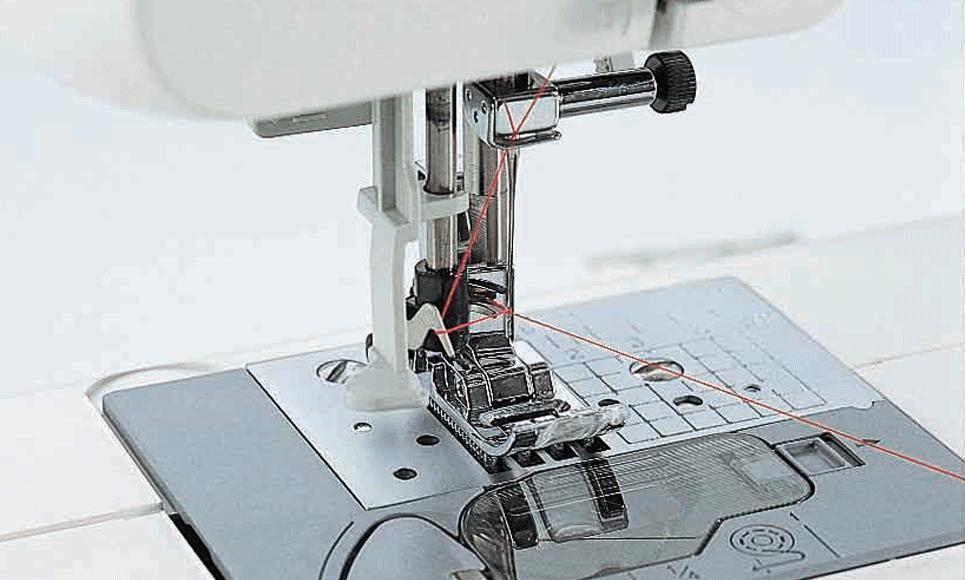 Style-50e компьютеризованная швейная машина  5