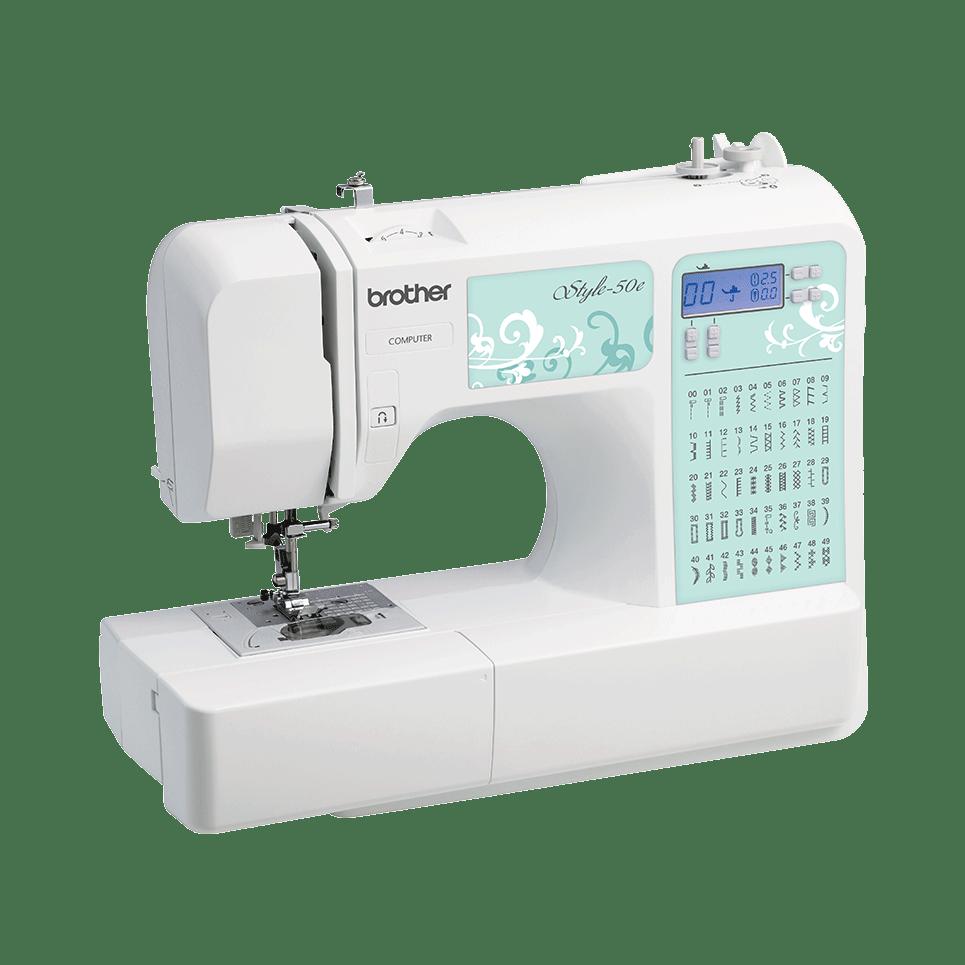 Style-50e компьютеризованная швейная машина