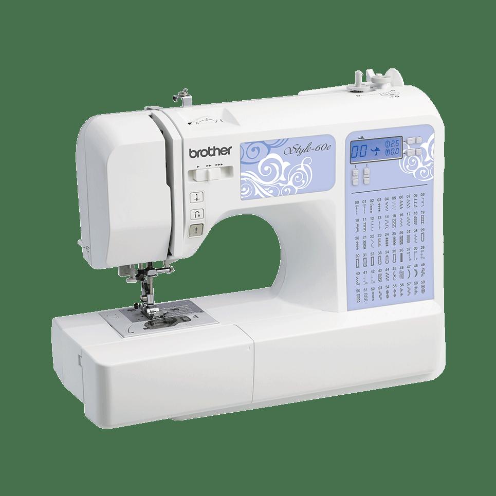 Style-60e компьютеризованная швейная машина