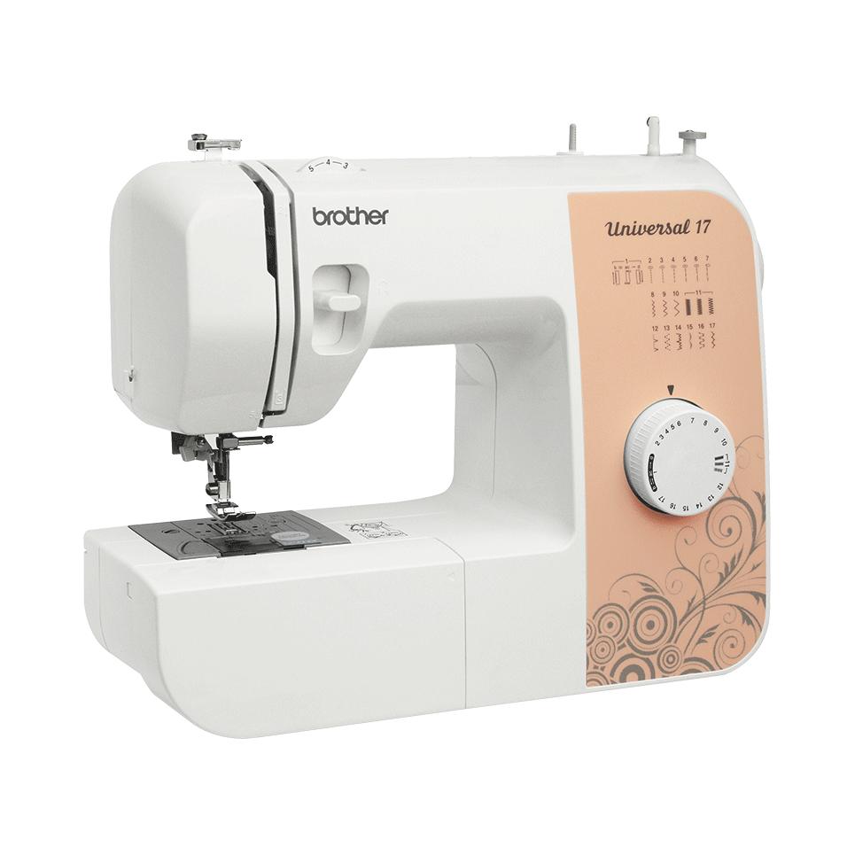Universal 17 электромеханическая швейная машина