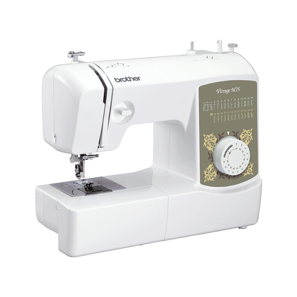 Vitrage M75 электромеханическая швейная машина  5