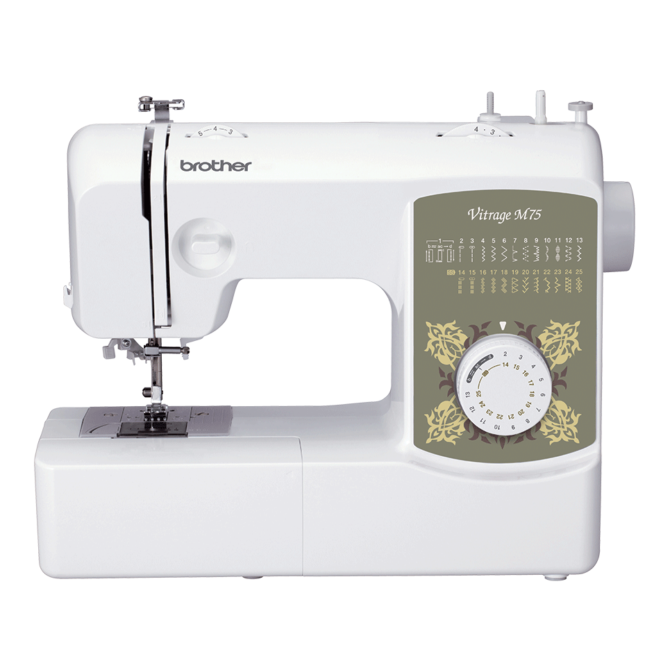 Vitrage M75 электромеханическая швейная машина