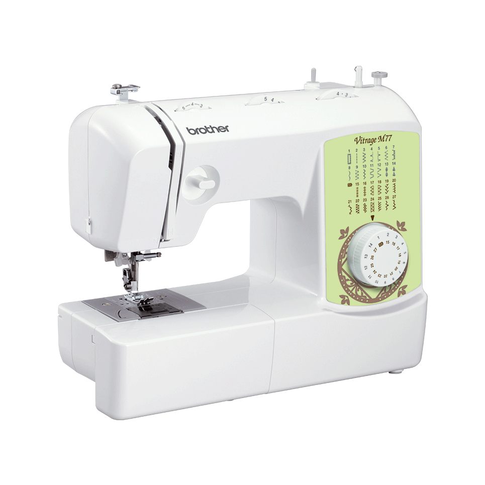 Vitrage M77 электромеханическая швейная машина  6
