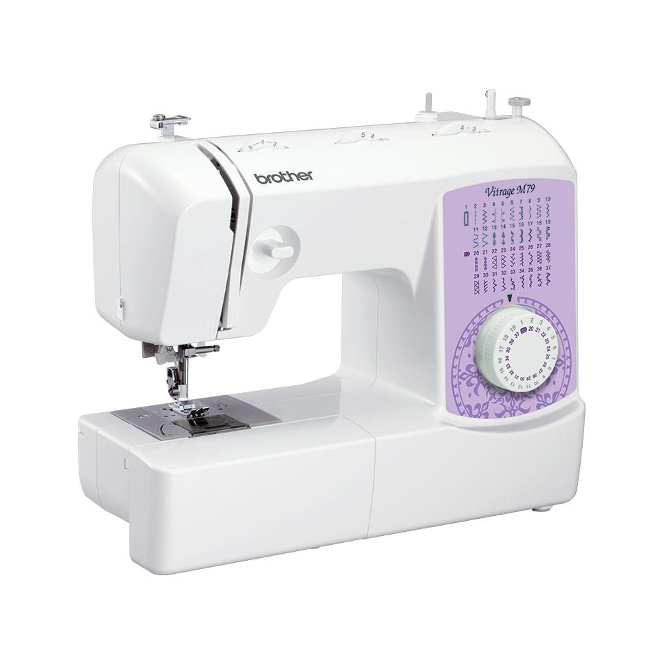 Vitrage M79 электромеханическая швейная машина  6