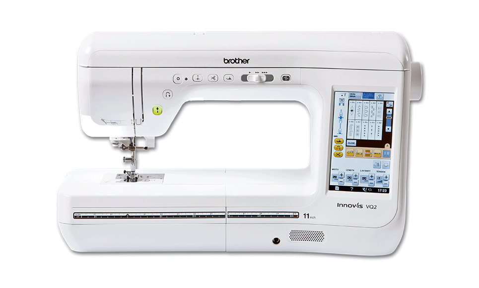 Innov-is VQ2 sewing and quilting machine