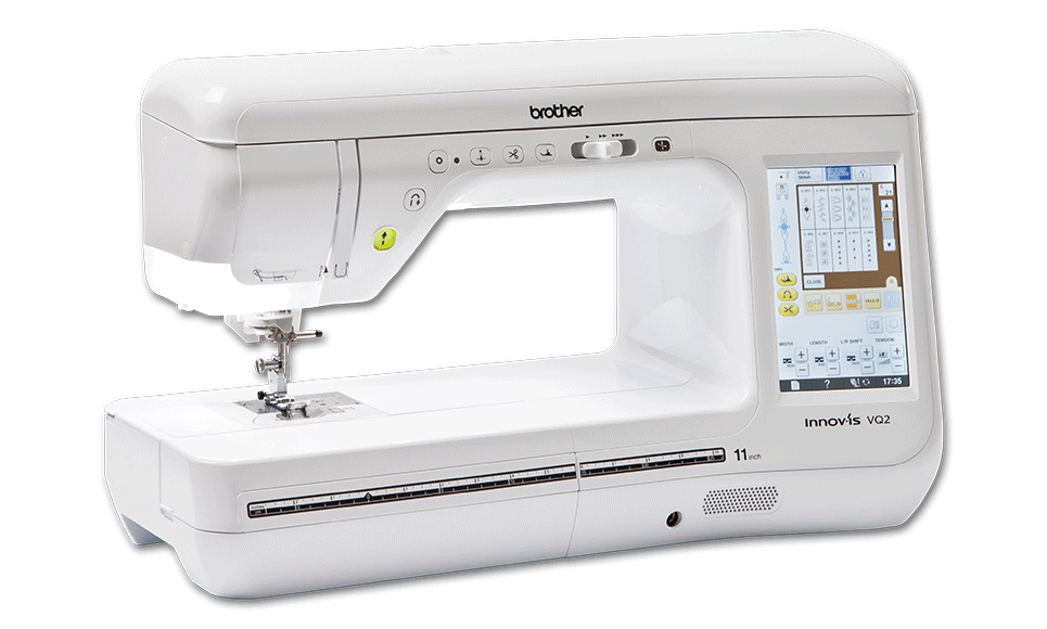 Innov-is VQ2 sewing and quilting machine 2