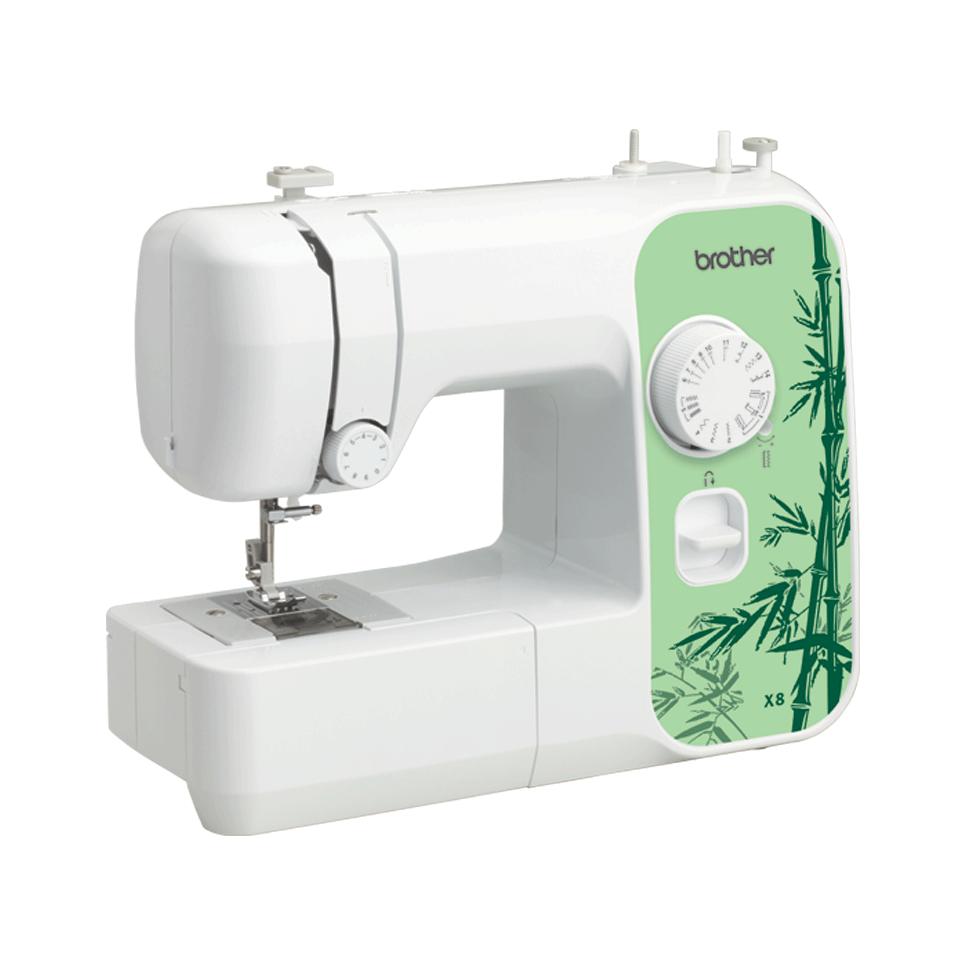 X8 электромеханическая швейная машина  5
