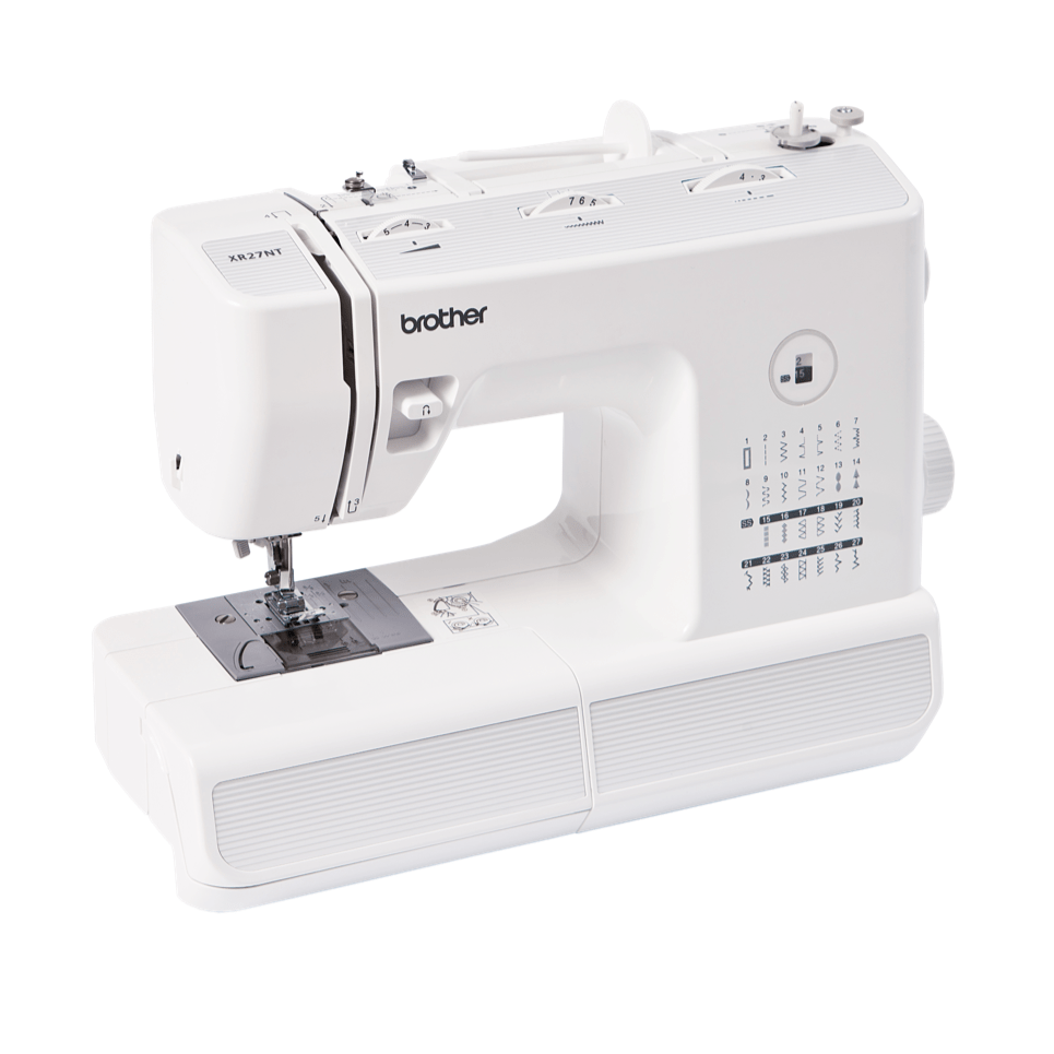 XR27NT sewing machine 8