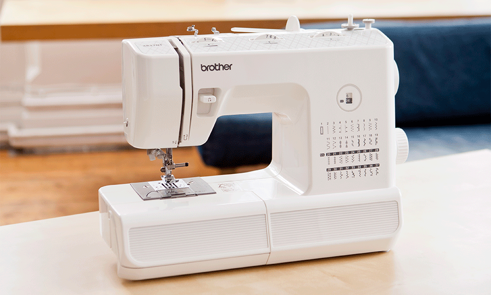 XR37NT sewing machine 6