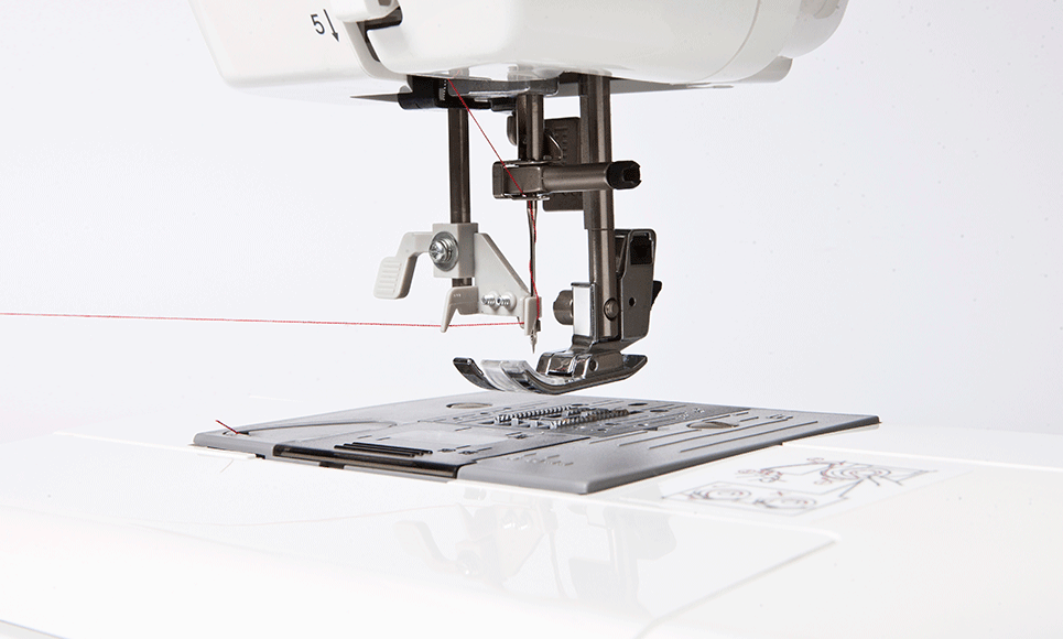 XR37NT sewing machine 7