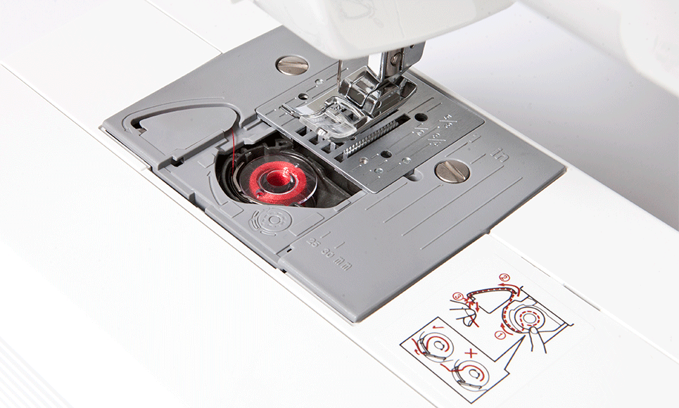 XR37NT sewing machine 8